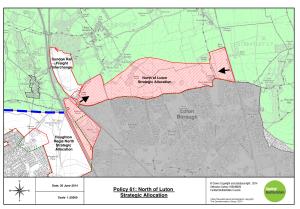 Luton North - Land Allocation